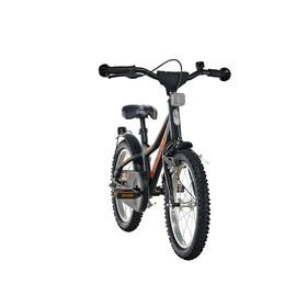 Puky ZLX 16-1 - Vélo enfant - Alu rouge/noir